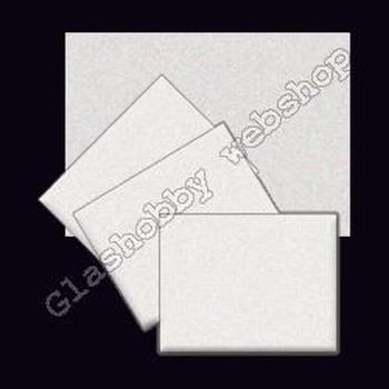 Thinfire Ceramic paper, 0,2 mm, 100 x 100 mm (10 pcs)