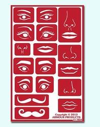 ONO Gesicht Elemente