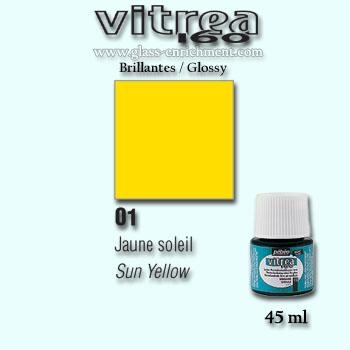 VIT 160 gloss 45  ml sun yellow