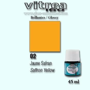 VIT 160 gloss 45 ml saffron yellow