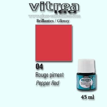 VIT 160 gloss 45 ml pepper red