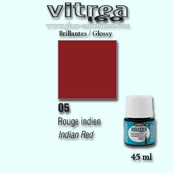 VIT 160 gloss 45 ml indian red