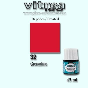 VIT 160 frost 45 ml grenadine