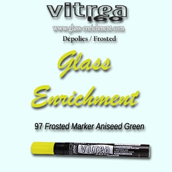 VIT 160 frosted marker aniseed