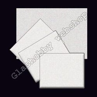 Thinfire Ceramic paper, 0,2 mm, per sheet., 52 x 50 cm