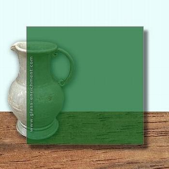 Glass Art Film, Bottle  46 cm x 33 cm