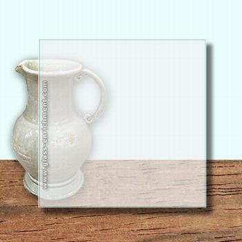 Glass Art Film, Fog Grey   46 cm x 33 cm