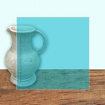 Glass Art Film, Sapphire   46 cm x 33 cm