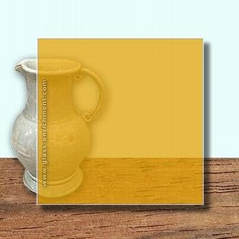 Glass Art Film, Light Brown   46 cm x 33 cm