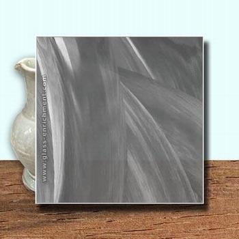 Glass Art Film, Light Grey Wisp  46 cm x 33 cm