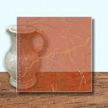 Glass Art Film, Spice  46 cm x 33 cm