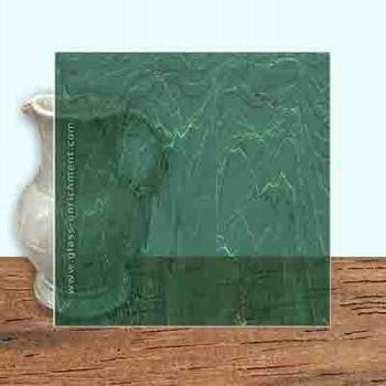 Glass Art Film, Cactus  46 cm x 33 cm
