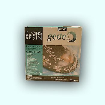 Pebeo Gedeo Glazing Resins 150 ml