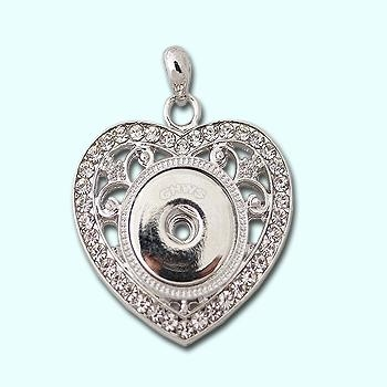 Pendant, suitable for 18 mm Chunk buttons