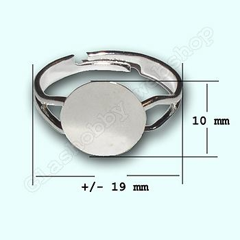 Ring offen 10 mm