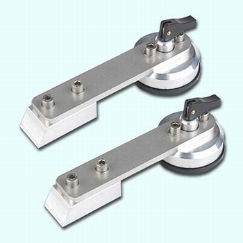 MO 555.05 Guide rail, Suction Cup Holders.  1 Pair.