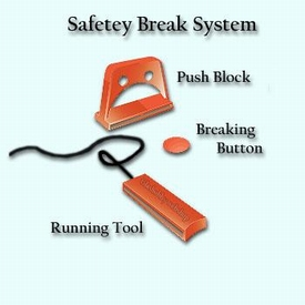 Safety break system