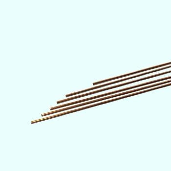 Welding wire 1,6 mm thick, 1 mtr. Long