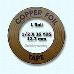 Edco Copper foil  12,7 mm width