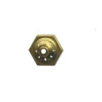 Cap 5 corners, 70 mm 4 diamonds