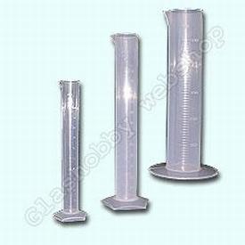 Maatcylinder, PP (Polypropyleen), 100 ml