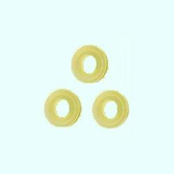 Rubber inserts voor geleidewielen (set  van 3)