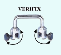 VERIFIX Clamping Device for 3 - 10 mm Glass
