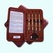 Mohs Industrial Hardness Test Set