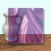 Glass Art Film, Light Purple Wisp 46 cm x 33 cm