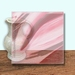 Glass Art Film, Medium Pink Wisp 46 cm x 33 cm