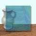 Glass Art Film, Sea Green 46 cm x 33 cm