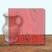 Glass Art Film, Vermillion Marble 46 cm x 33 cm