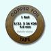 Kupferfolien 3,97 mm